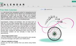 Free Web Календар